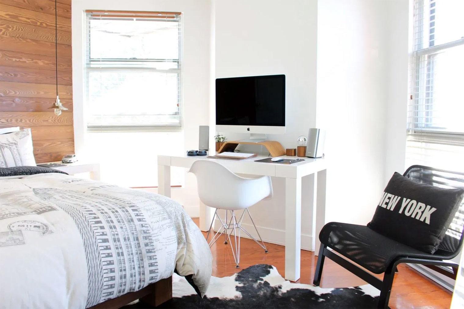student flat interior